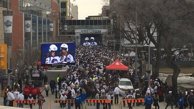 #WpgWhiteout Street Party- SOLD OUT