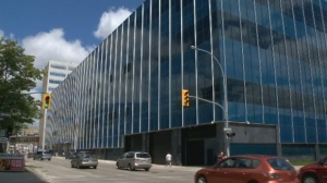 The city is suing former CAO Phil Sheegl and two dozen other defendants over the construction of the downtown Winnipeg police headquarters that went tens of millions of dollars over budget. (File Image)