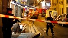 Paris stabbing