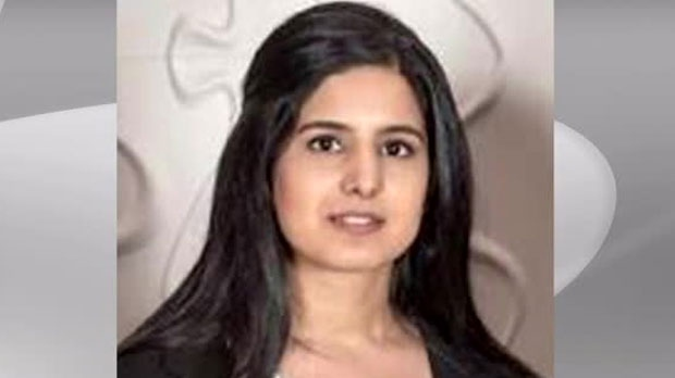 Zabia Afzal is seen in this undated photo. (York Regional Police handout)
