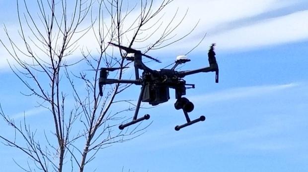 New Ottawa Police drone