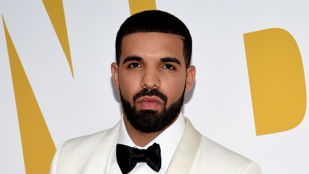 In this June 26, 2017, file photo, Canadian rapper Drake arrives at the NBA Awards in New York. Drake is going on tour.  (Evan Agostini/Invision/AP)
