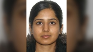 Authorities found the body of Zabia Afzal, 30, in Lake Ontario on Friday.