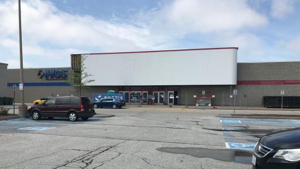 Tecumseh Mall