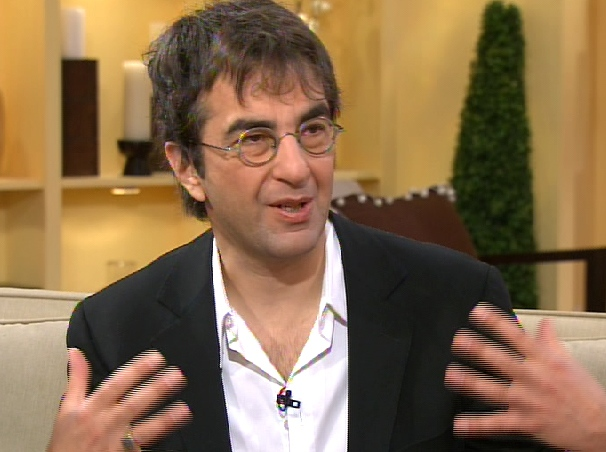 Acclaimed Canadian filmmaker Atom Egoyan appears on CTV's Canada AM, Friday, June 5, 2009.