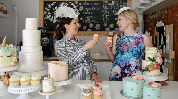 Le Dolci bakery royal wedding