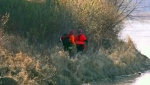 Search continues along river for missing boy