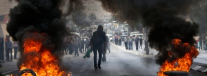 israel palestinians clashes