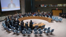 The United Nations Security Council meets on Gaza