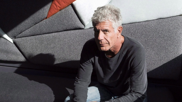 Anthony Bourdain hanged himself with bathrobe belt, prosecutor says