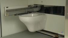 High-tech toilet