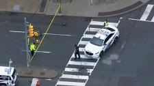 Pedestrian struck in North Toronto