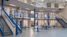 Cells are seen during a media tour of renovations at the Central Nova Scotia Correctional Facility in Dartmouth on Tuesday, May 15, 2018. (THE CANADIAN PRESS/Andrew Vaughan)