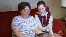 12 year old saves grandmother's life