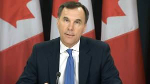 CTV News Channel: Minister Morneau on talks