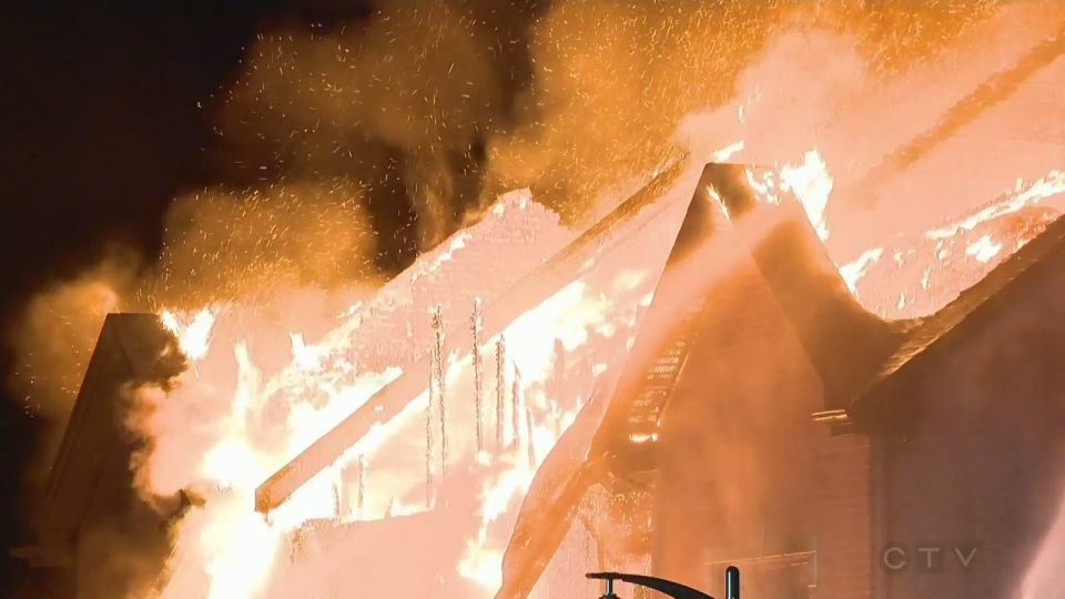 Arson is suspected in fire in LaSalle that killed a 61-year-old woman on May 15, 2018