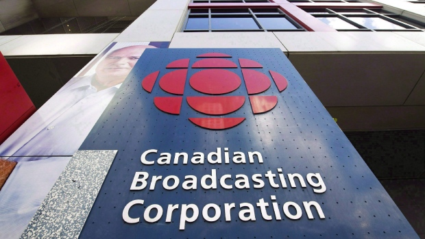 The CBC building