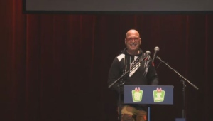 Howie Mandel was in Montreal for a Just for Laughs and Juste pour rire comedy festivals press conference.