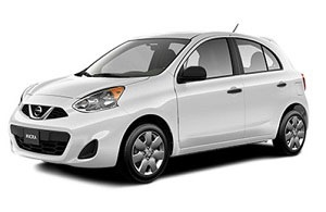 Connor is believed to have been driving a white 2017 Nissan Micra similar to the one pictured.