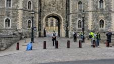 Windsor Castle security