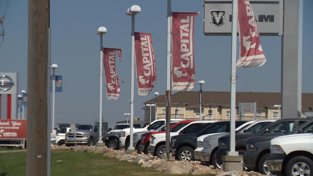 Capital Dodge Edmonton >> Complex Auto Fraud Ctv News