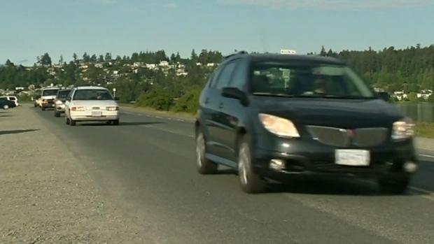 Locals fed up with speeders at Esquimalt Lagoon