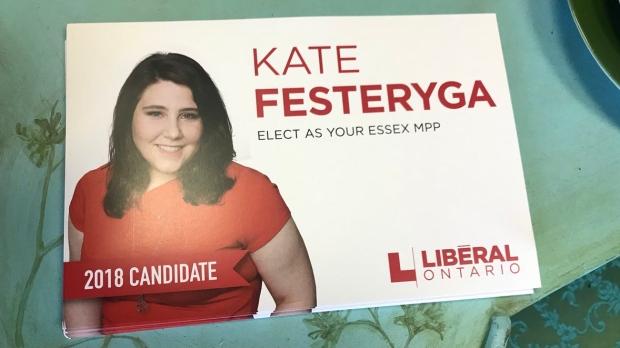 Liberal candidate in Essex