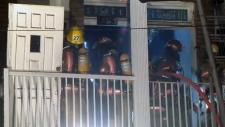 firefighers, verdun