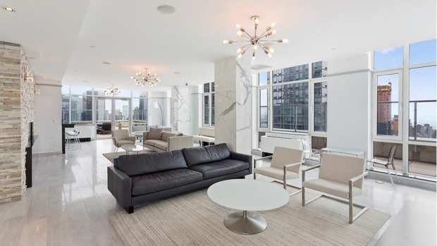 85m New York Apartment Comes With Trip To Space Ctv News