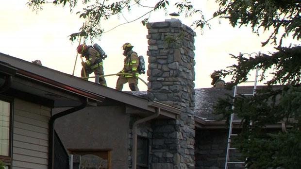 Marlborough Park Fire, house fire, blaze, Manora D