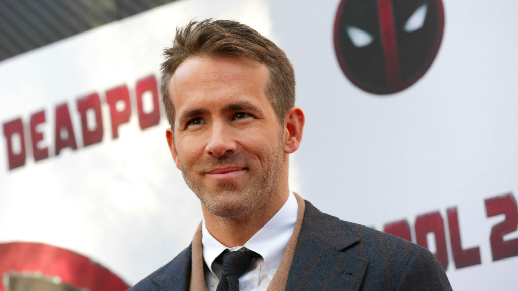 Ryan Reynolds urges Canadian voters to consider climate on election day