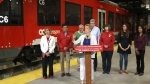 Ontario Liberals promise more money for LRT