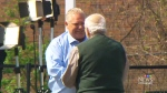 PC Leader Doug Ford in Kitchener, Cambridge today