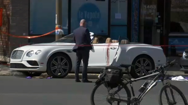 car, police, murder