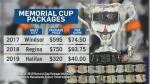 As this year's Memorial Cup gets underway, Halifax Mooseheads fans react to the prices for next year's event.