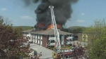 port hope fire