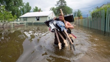 Flooding in B.C.