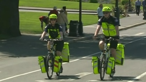 B.C. rolls out pedaling paramedics for OD response