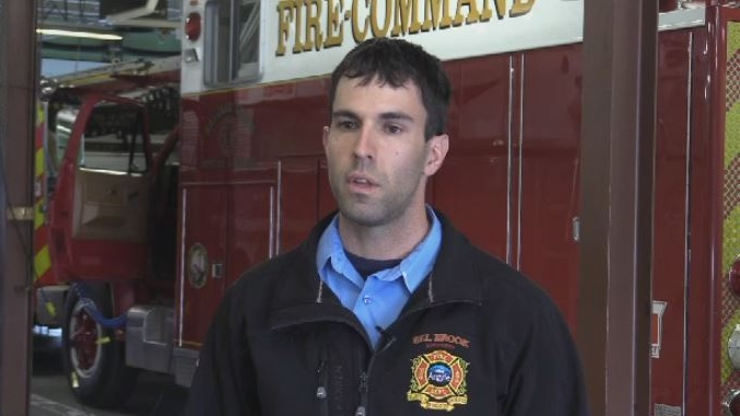 Yarmouth volunteer firefighter Jason Saulnier says having local dispatchers is a vital service to southwestern Nova Scotia, and outsourcing could jeopardize the safety of residents.
