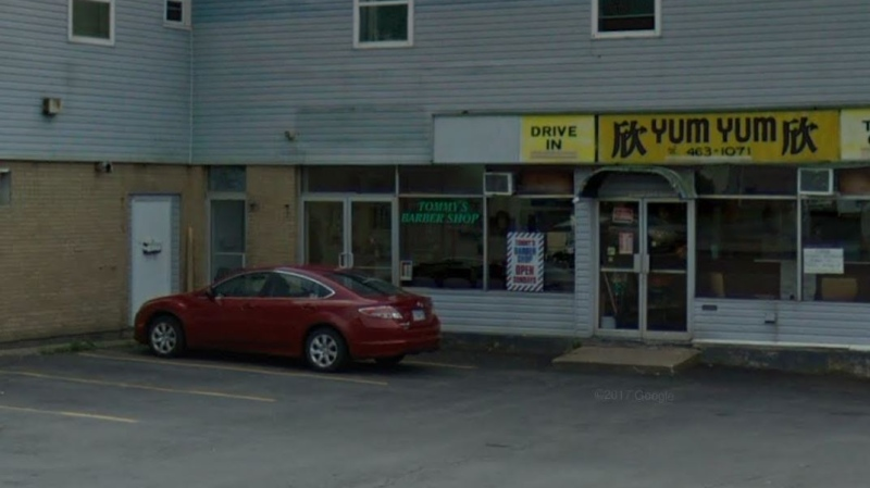 Tommy's Barber Shop is seen in north-end Dartmouth. (Google Maps)
