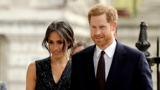 Markle and Harry