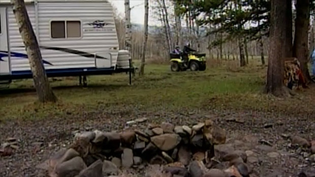 The Victoria Day long weekend is the first weekend for camping for many people and parks and recreation areas are expected to be busy this weekend.
