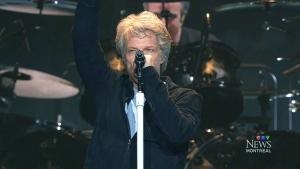 What's On: Bon Jovi rocks Bell Centre
