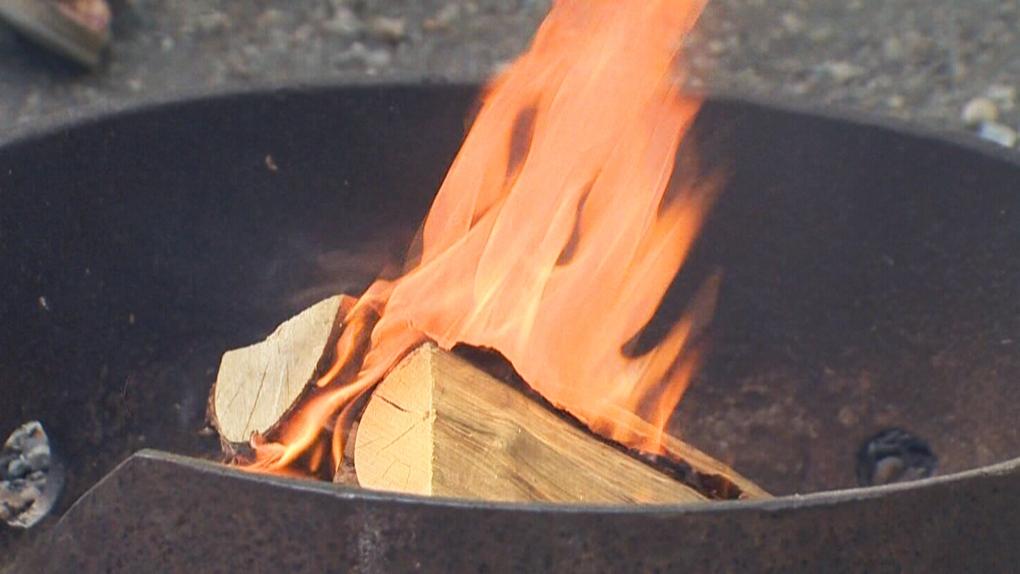 Winnipeg lifts fire ban