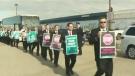 WestJet pilots vote to strike