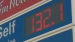 Gas prices rise across Maritimes