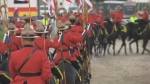 RCMP Musical Ride is a long-time tradition