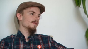 Quebec Solidaire candidate for Robert-Baldwin Zachary Williams is hoping to unseat Quebec Finance Minister Carlos Leitao in October's provincial election.