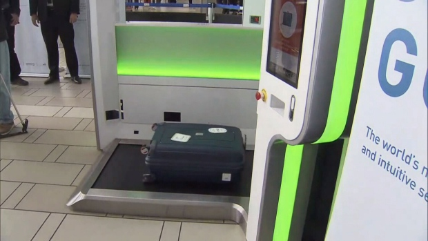 Scan It Tag It Drop It Yvr Promises Faster Luggage Checking With