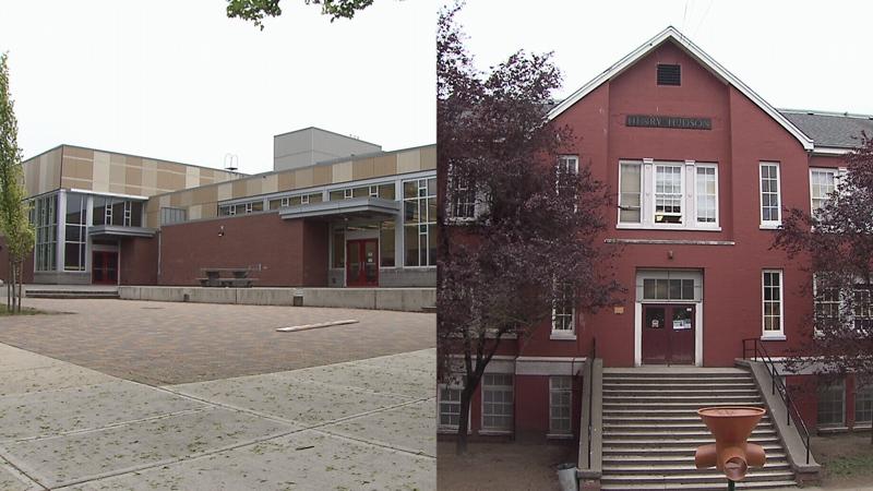 Vancouver School Board catchments